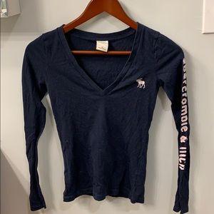 Abercrombie kids LS t-shirt